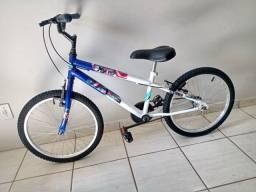 Bicicleta aro 20 impecável só pedalar