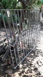 Título do anúncio: Grade de ferro e portão