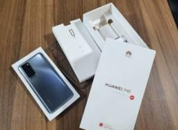 Huawei p40 top de linha troco ou vendo aceito cartão