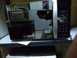 Microondas Panasonic 32 Litros 127v com Garantia Total 90 Dias