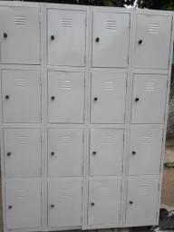 Vendo armários de aço
