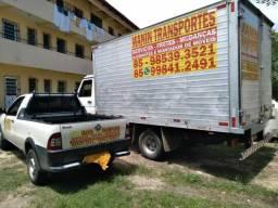 Serviços de entregas fretes e mudanças