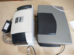 Impressoras HP J3600 e Lexmark X1195