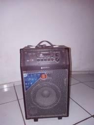 caixa de som connect pro 2 Mondial original