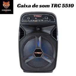 Caixa amplificada TRC 5510 100W RMS