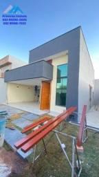 Título do anúncio: Linda Casa  no lote Bairro das Indústrias 3 Quartos, fácil acesso para Goiânia