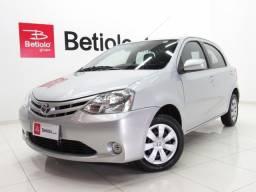 Toyota Etios 1.3 XS 2013 4P
