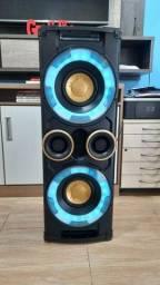 Título do anúncio: Torre de som Philips NX5