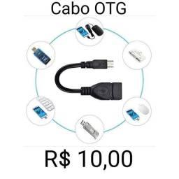 Título do anúncio: Cabo OTg