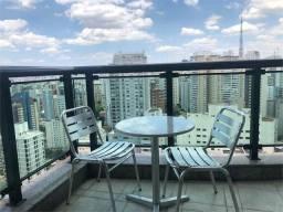 Apartamento à venda com 2 dormitórios em Paraíso, São paulo cod:REO571853