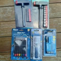 Título do anúncio: Kit ferramentas Novo. Qualquer Kit por $20. entrego Hoje. Aceito Cartão