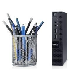 Cpu Dell Optiplex 3020 Micro Core I3 4ª geração 4gb ssd 120gb
