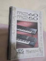 Título do anúncio: Manual MS 60/50.  Envio pelo Watssap