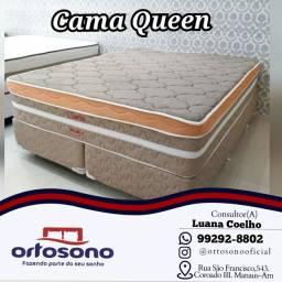 Cama Queen ////