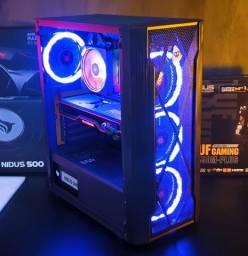 PC Gamer TOP! Roda Tudo - Ryzen 5 3600 + Geforce GTX 1060 Asus