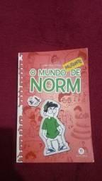 Livro O Mundo Mutante de Norm