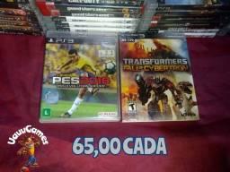 Jogos de PlayStation 3 originais Entrega e parcela até 12x