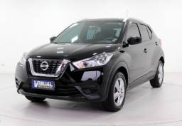Título do anúncio: Nissan Kicks 1.6 S Flex Manual - 2020 - Preto