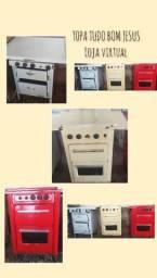 Vende-se fogões antigos relíquia (funciona)