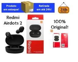 Título do anúncio: Fone Bluetooth Xiaomi Redmi Airdots 2 (Original!)