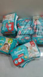 Venda de fraldas pampers
