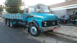 Mercedes 1113 truck 74 turbinado rodoar bixigao troco c moto ou carro