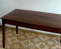 Mesa de madeira pura (não faço entrega, só a mesa)