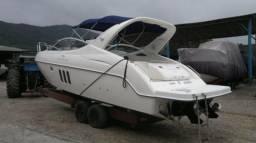 Lancha phantom 29 melhor barco da categoria linda não é fibrafort cimitarra azimut - 2008