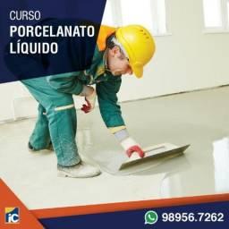 Curso de Porcelanato Liquido