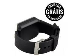 Relógio smart watch gluetooth gt08 android micro Sd chip 4g - entrega grátis