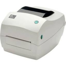 Impressora Código de Barra Zebra GC 420 t
