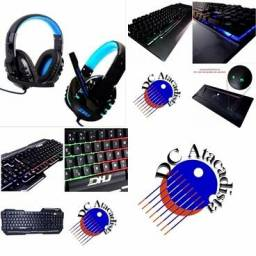 Kit Gamer Teclado Gamer + HeadPhone Gamer ( Ultimas Unidades