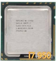Processador i7 950 lga 1366 3.06 ghz