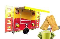 Trailer - Food Truck - Direto da Fabrica