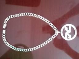 Cordão de Prata 185g