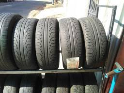 Vendo 4 pneus 185/55/15