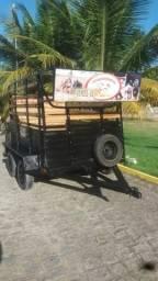 Vendo esta carroça pra cavalo