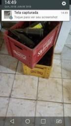 Vazilhames e caixas