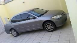 V.E.N.D.O Honda Civic 2005 Automático completo - 2005