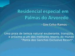 Praia de palmas - Gov.Celso Ramos - imperdivel