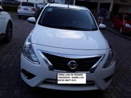 Nissan Versa 1.6 SL 2018 !!!!!! Andre luis -81- * extra!!!! - 2018