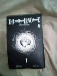 Mangá - Death Note Black