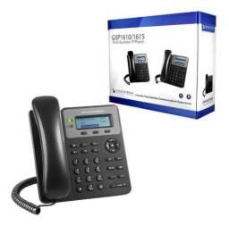 Telefone Ip Sip 1 Linha Grandstream Small Business Gxp1615 Original Lacrado C/ Garantia