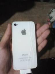 IPhone 4 branco 16 g iclod livre