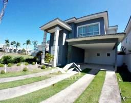 AV - Cond. Boulevard Lagoa - Casa Duplex - 4 Qtos Sendo 3 Suites - Espaço gourmet - 4 Gar
