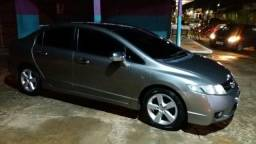 Vendo Honda civic 2009 ou troco por saveiro cross - 2009