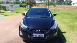 Hyundai Elantra 2012 - mod Top automático-oportunidade - 2012