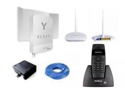 Roteador wi-fi rural