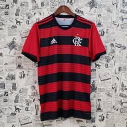 Camisa Flamengo Home Temporada 2018 / 2019