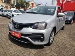 Etios sedan automático - 2019